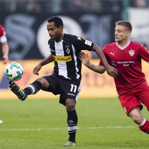 Gladbach burned Stuttgart 2-0