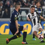 Juventus took down Chievo