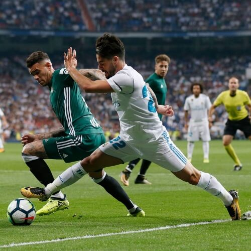 Betis defeated Real Madrid 1-0