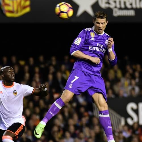 Real Madrid draw with Valencia