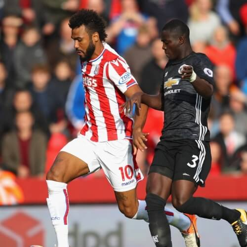 Stoke City stopped Man Utd