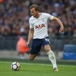Tottenham's Star Striker Harry Kane