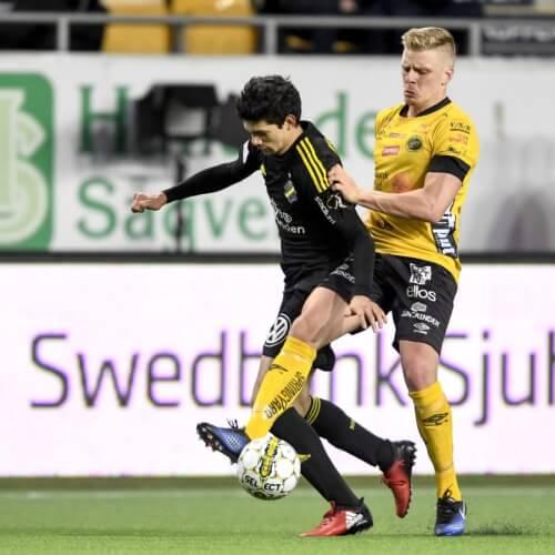 AIK trashed Elfsborg