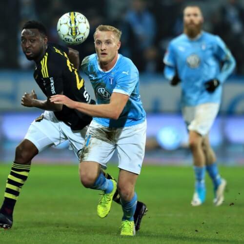 AIK v Malmo 2017 0-0