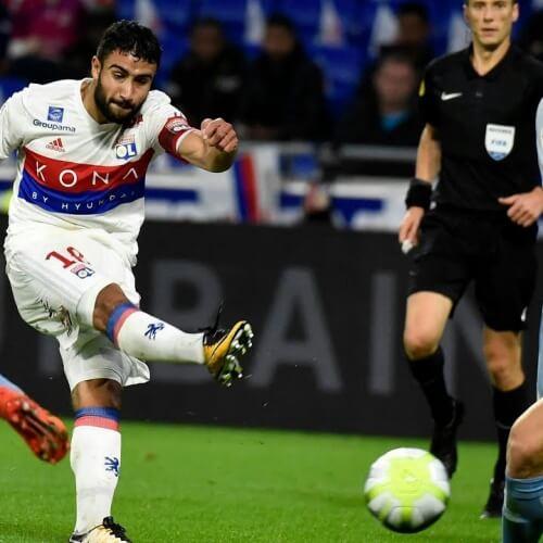 AS Monaco lost to Lyon