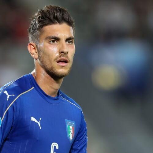 Europa League Analysis Lorenzo Pellegrini