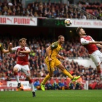 Brighton dumped by Arsenal