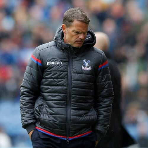 Football Data Analysis Frank de Boer