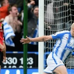 Huddersfield humiliated Man United