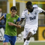 MLS Whitecaps v Sounders