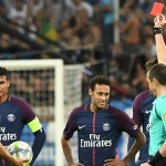 Neymar's Red Card