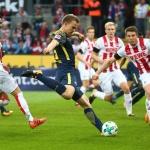 RB Leipzip beat FC Koln 2-1