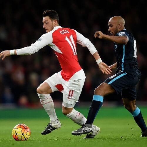 Arsenal loss to Man City