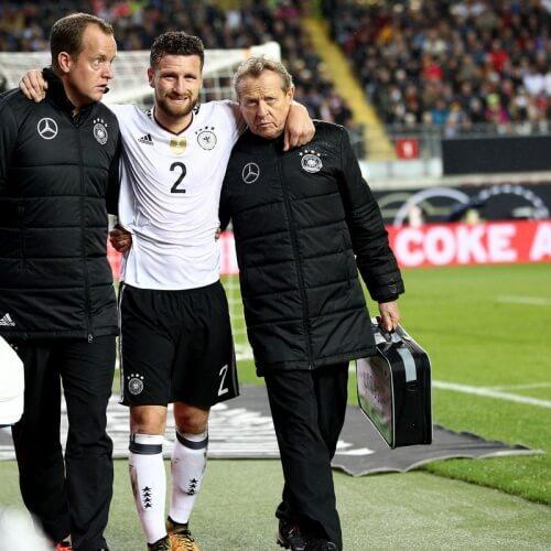 Europa League Analysis Shkodran Mustafi