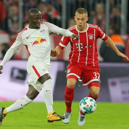 Bayern crash RB Leipzig 2-0