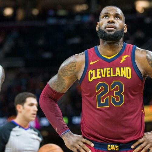 Cleveland defeated the Mavericks