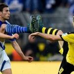 Dortmund v Schalke, Germany's Revierderby