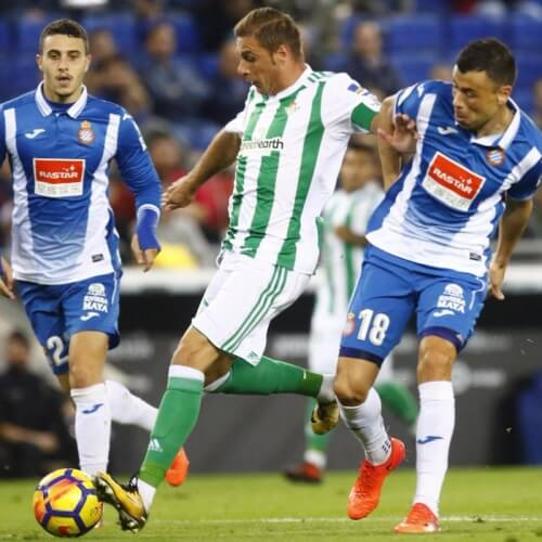 Espanyol defeated Real Betis 1-0