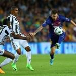 FC Barcelona defeated Juventus 3-0