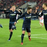 Hertha burned FC Koln 2-0