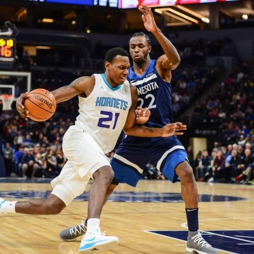 Hornets loss to Spurs by 20 points
