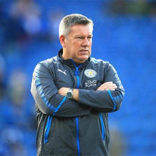 Football data analysis Craig Shakespeare