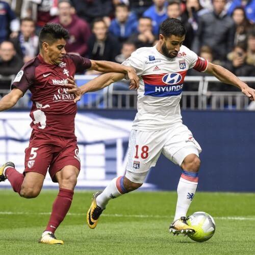 Lyon won over Metz