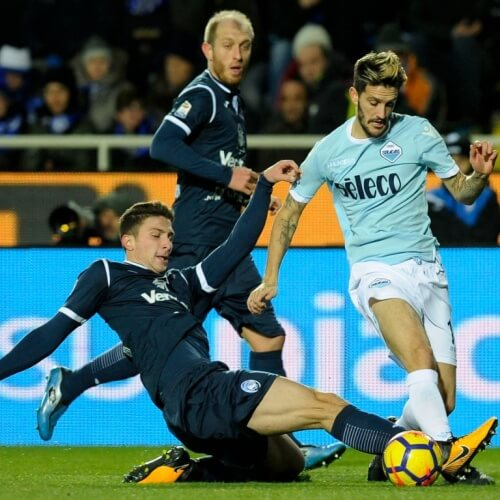 Atalanta draw with Lazio 3-3