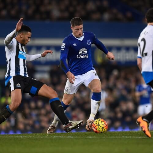Everton defeated Newcastle 1-0