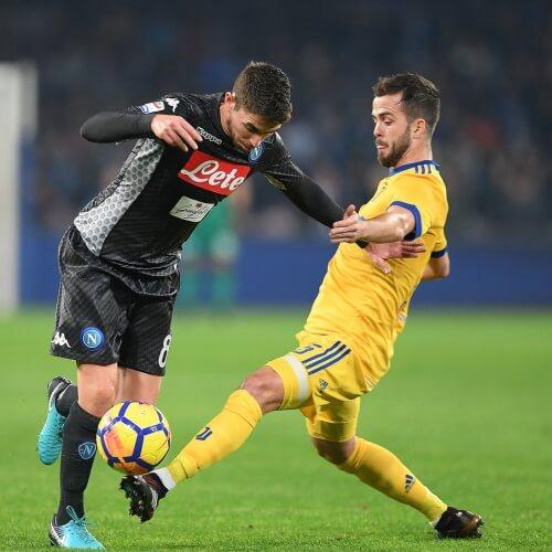 Juventus defeated Napoli 1-0