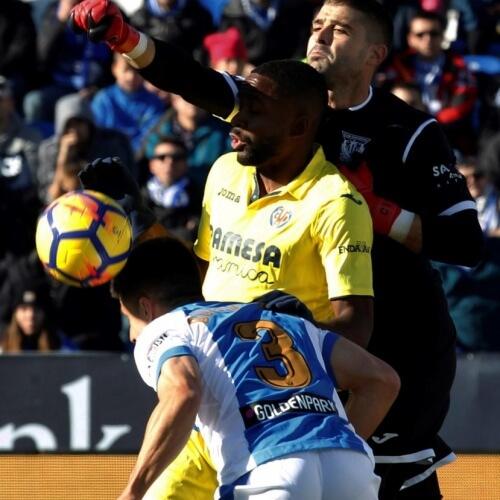 Leganes burned Villarreal 3-1