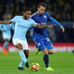 Leicester draw with Man City EFL Cup