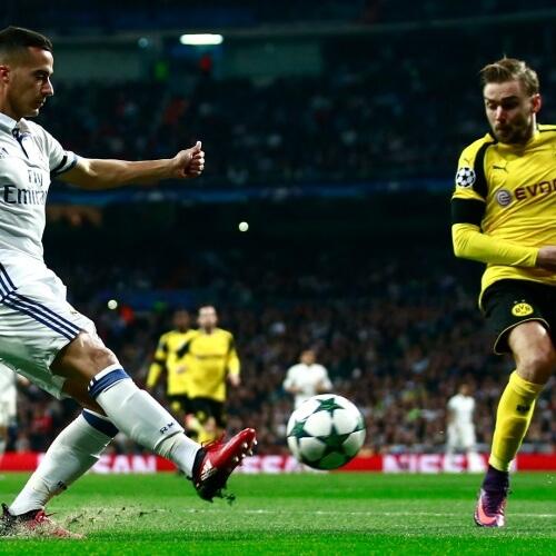 Real Madrid defeated Dortmund 3-1