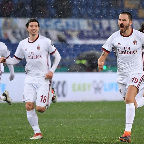 AC Milan captain still learning to lead