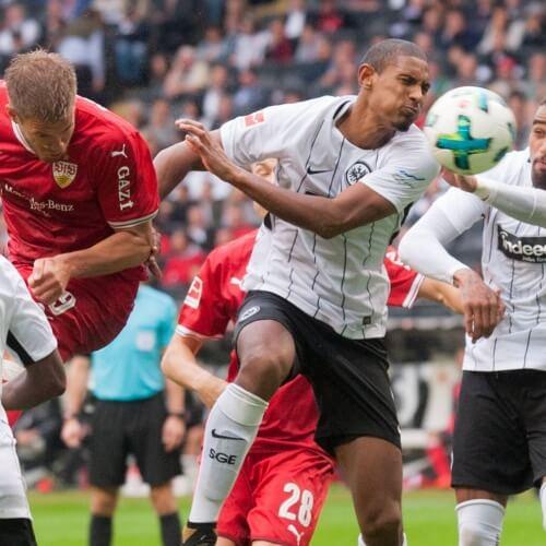 Eintracht aiming to continue winning run
