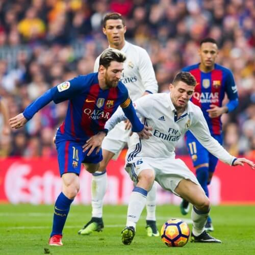 Football Data Analysis Barca Real