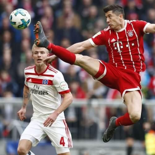 Hamburg flails in match
