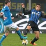 Inter Milan versus Napoli