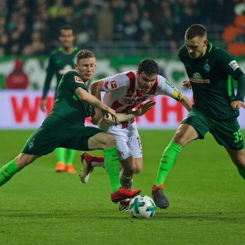 Koln yields to Bremen