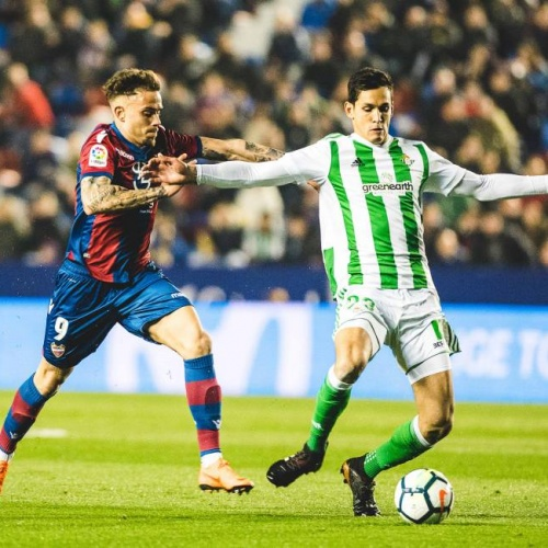 Levante fail to beat Betis