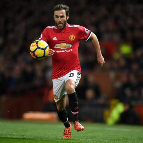 Premier League Juan Mata