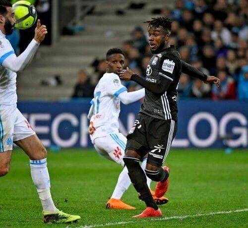 Olympique Marseille vs Lyon