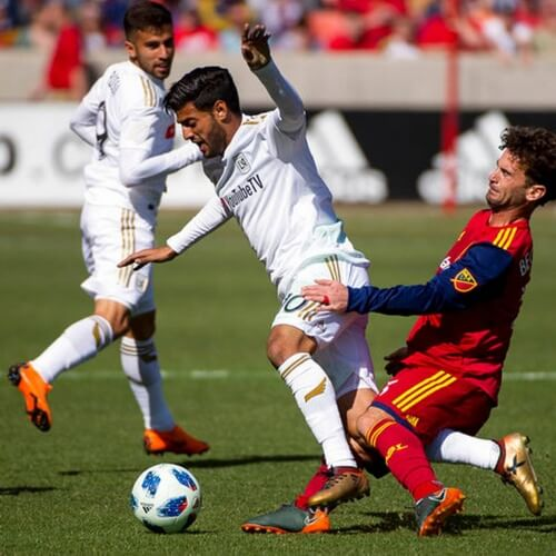 RSL and LAFC showdown