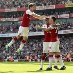 Arsenal's Nacho Monreal