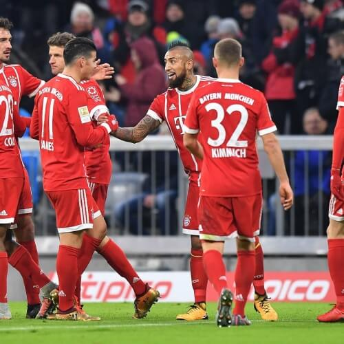 Bayern Munich on course