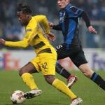 Dortmund's Michy Batshuayi