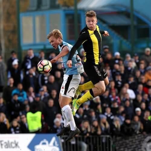FC Honka at Veikkausliiga
