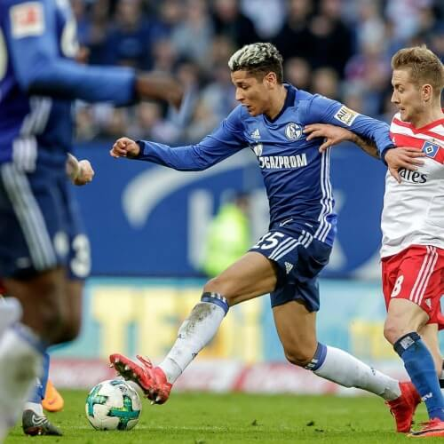 Hamburg wins against Schalke