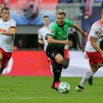 Hannover v RB Leipzig