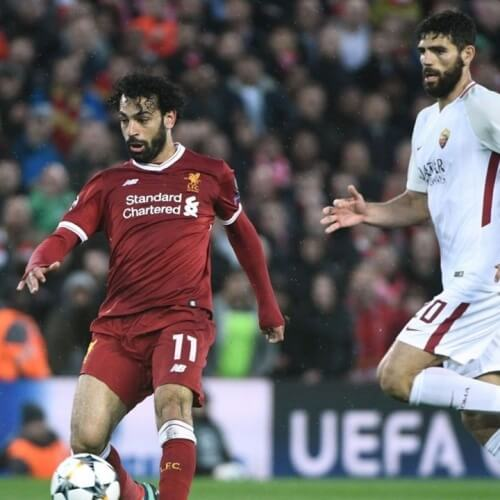 Liverpool-Roma clash
